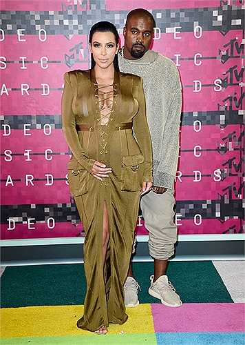 Vợ chồng Kim Kardashianvà Kanye West