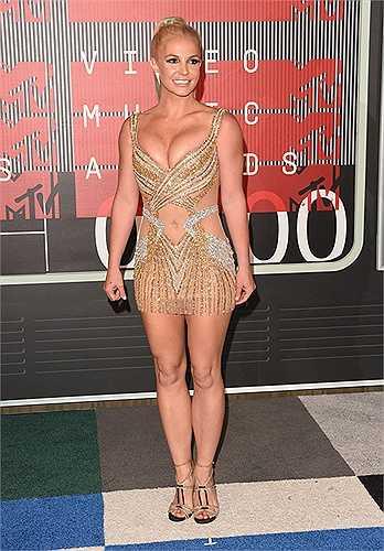 Công chúa nhạc Pop một thời Britney Spears