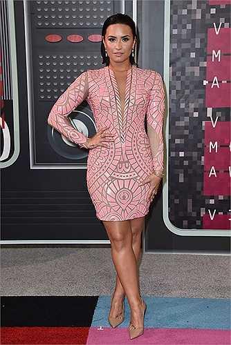 Giọng ca đầy nội lực Demi Lovato