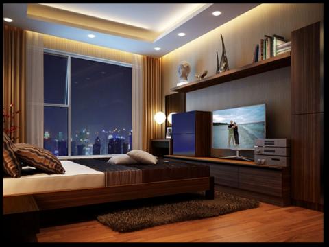 Đồ điện là vật dụng cấm kỵ để trong phòng ngủ