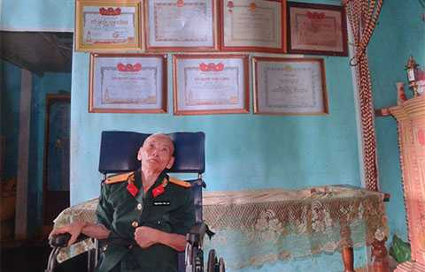 Nước mắt, ngày trở về, liệt sĩ, gần 50 năm, lưu lạc, Đà Nẵng