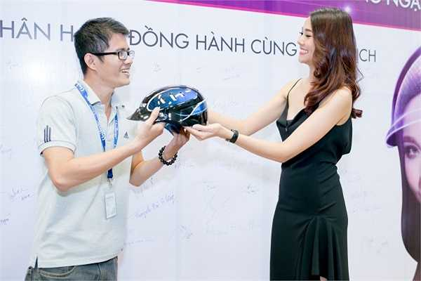 Sau khi cuộc thi kết thúc, lúc đó Thanh Hằng sẽ tiếp tục bắt tay vào những dự án riêng của mình cũng như quảng bá cho những thương hiệu mà cô làm đại diện hình ảnh.