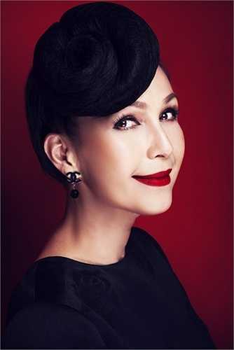 Qua tuổi xuân sắc, Diễm My không còn đình đám như trước nhưng vẫn là một tên tuổi lớn của showbiz Việt.
