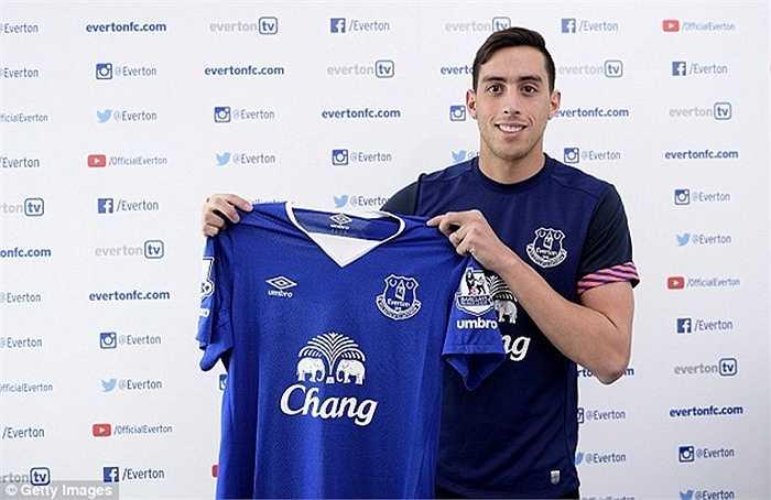 Thương vụ Everton mua Funes Mori được cho là để mở đường cho việc The Toffee để John Stones cập bến Chelsea