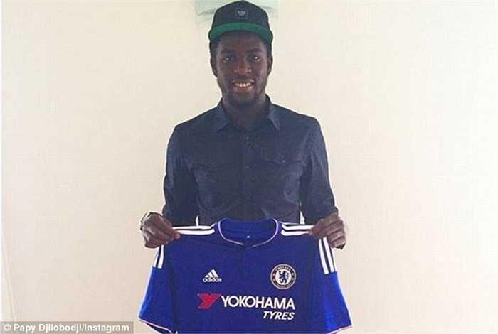 Không thể mang về John Stones, Chelsea quay sang Papy Djilobodji của Nantes với giá 2,7 triệu bảng