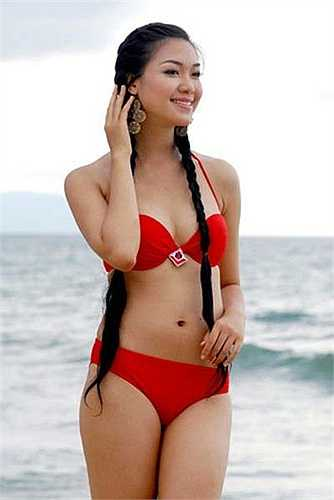 Thùy Dung sinh năm 1990 quê gốc ở tỉnh Quảng Nam, lớn lên ở thành phố Đà Nẵng