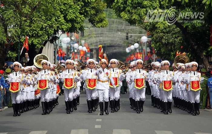 Đoàn quân nhạc