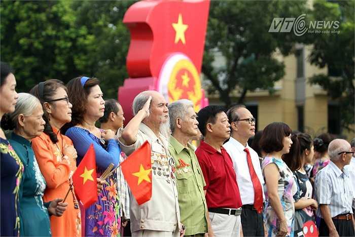 Nơi đây 70 năm trước, một lễ mít tinh lớn đã diễn ra, mở đầu cuộc Tổng khởi nghĩa giành chính quyền.