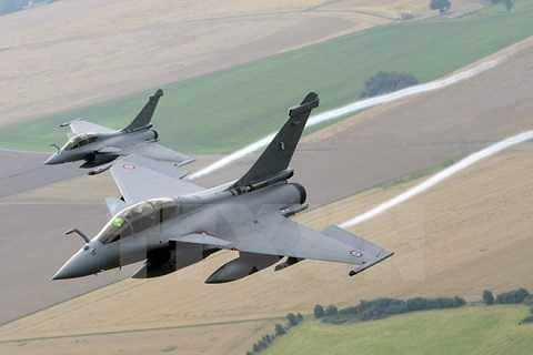 Máy bay chiến đấu Rafale