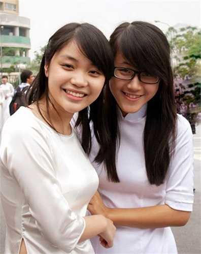 Kim Anh học tại một trường hàng đầu ở Mỹ Pennsylvania.