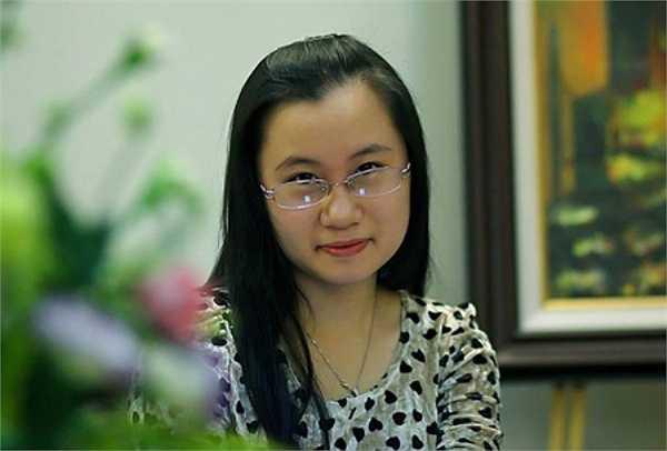 Minh Khuê nhận học bổng tại ĐH Harvard trị giá 320.000 USD/4 năm.