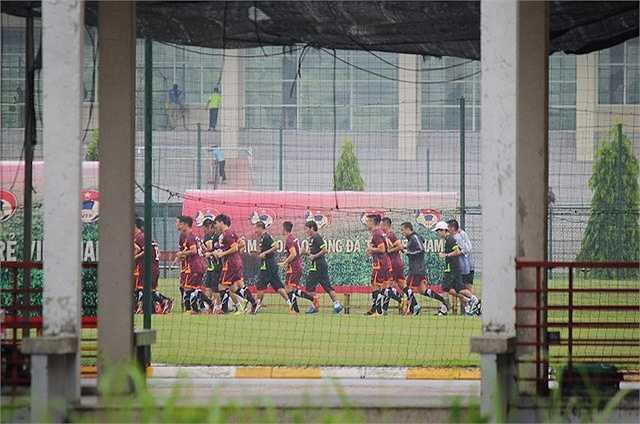 Theo như thông báo thì sáng 3/9 đội tuyển Việt Nam sẽ được đi kiểm ra sức khỏe tại bệnh viện Thể thao.