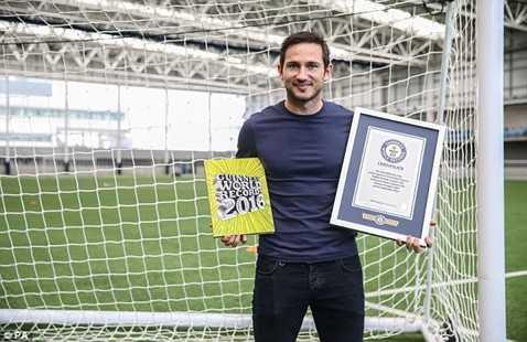 Lampard ghi bàn vào lưới nhiều CLB Premier League nhất