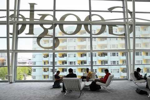 Nhân viên Google luôn được hưởng sự đãi ngộ xứng đáng