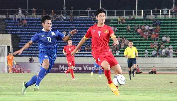 U19 Việt Nam đã không thể vượt qua U19 Thái Lan ở trận chung kết U19 Đông Nam Á 2015.