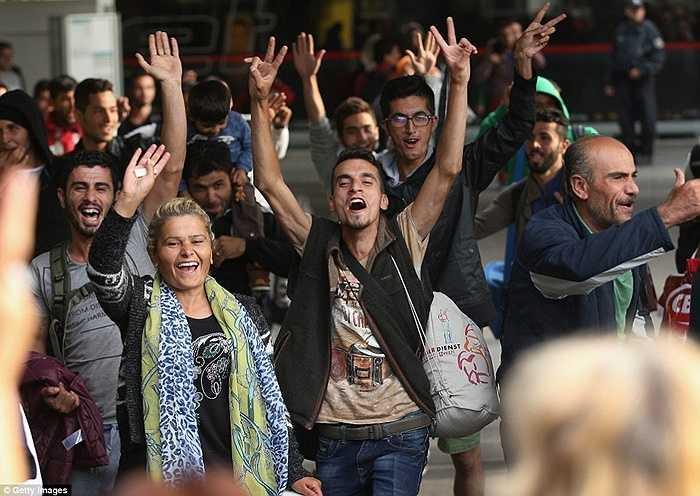 Ngoài Đức, Áo và Hungary cũng rất nỗ lực để cho phép người tỵ nạn đến châu Âu