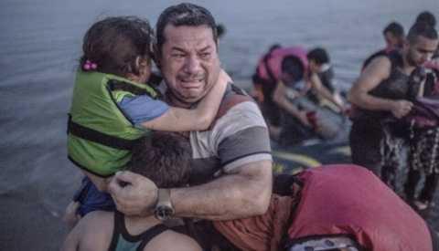 Phiến quân IS là một trong những nguyên nhân tạo ra làn sóng tỵ nạn ồ ạt sang phương Tây