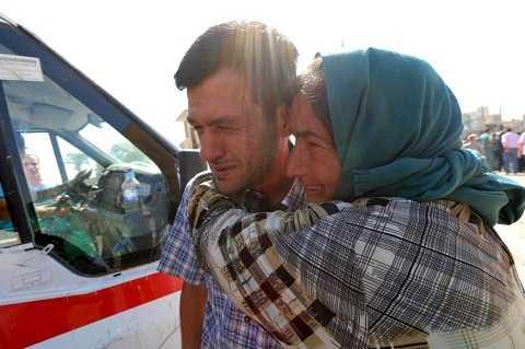 Hy vọng thảm kịch với gia đình Aylan Kurdi sẽ không xảy ra thêm bất cứ lần nào nữa