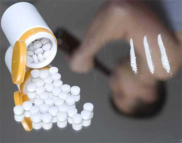 9. Ma tuý chịu trách nhiệm đối với một số tác động nguy hiểm nhất đến chức năng tâm thần vì vậy nên tránh xa ma túy.
