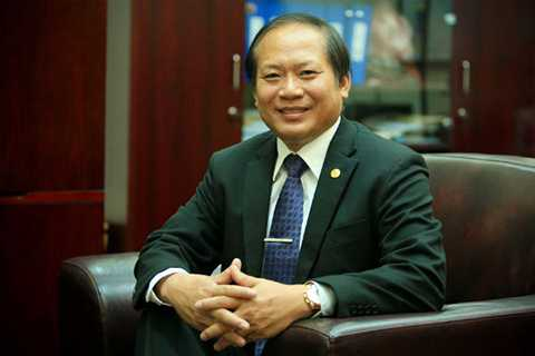 Thứ trưởng bộ TT & TT: Ông Trương Minh Tuấn