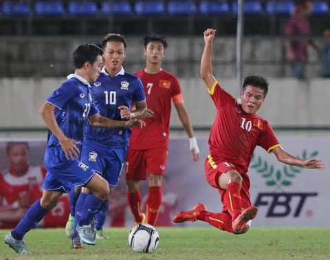 U19 Việt Nam 0-6 U19 Thái Lan