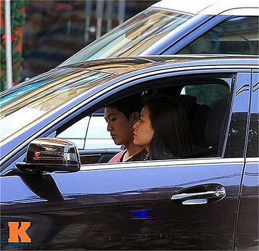 Chiếc xe được mua nhờ tiền đi diễn, đóng phim của nữ diễn viên Thần tượng.
