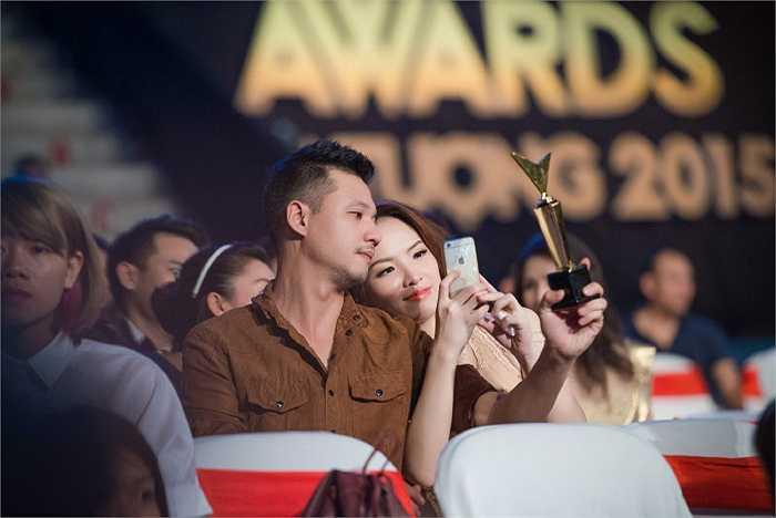 Bộ phim Tuổi thanh xuân (hợp tác giữa ê-kíp Hàn Quốc và Việt Nam) do Khải Anh làm đạo diễn đã thắng lớn với ba giải - Phim mới ấn tượng, Nam diễn viên và Nữ diễn viên ấn tượng.