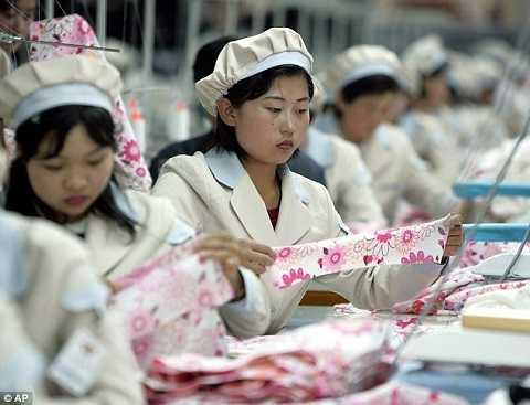 Kinh tế Triều Tiên dường như đang được cải thiện