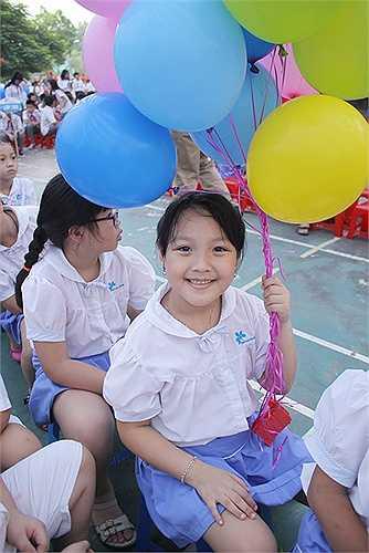 Lễ khai giảng năm học mới sẽ là một sự kiện đáng nhớ với học sinh tiểu học Ban Mai