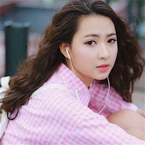 Cô bạn dễ thương này là Nguyễn Minh Trang (1995), đến từ Hải Phòng.
