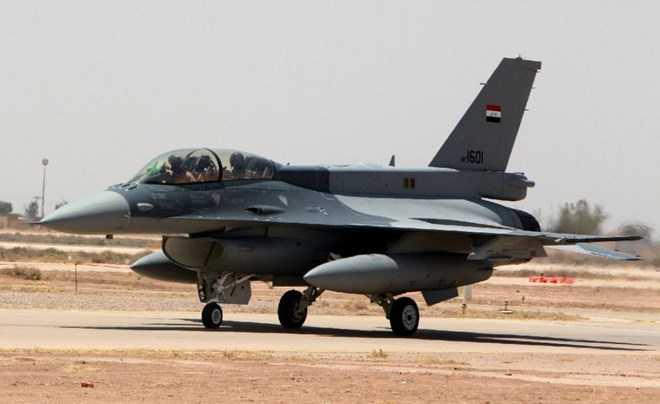 Chiến cơ F-16 mới của Iraq