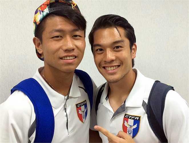 Victor Chou đã sẵn sàng cho trận đấu với ĐT Việt Nam tối 8/9 (Tiểu Hàn: Tổng hợp)