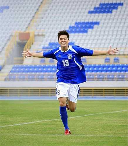 Ở vòng loại World Cup 2018, anh vắng mặt ở trận thua Thái Lan 0-2 ngày 16/6 nhưng thi đấu trọn 90 phút khi Đài Loan thất bại 1-5 trước Iraq hôm 3/9.