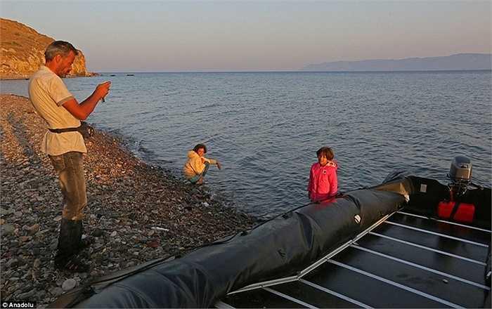 Sau vụ việc bé trai Syria, thế giới đã quan tâm nhiều hơn đến những người tỵ nạn