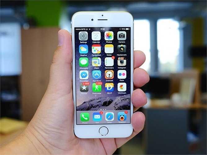 Bonus: iPhone 6S/ 6S Plus - Bộ đôi mới của Apple hứa hẹn sẽ ra mắt trong ngày 10/9. Giới công nghệ đang thực sự mong chờ và nếu không có gì thay đổi, hai sản phẩm này sẽ đánh bật model cũ là 6/6 Plus ra khỏi bảng xếp hạng