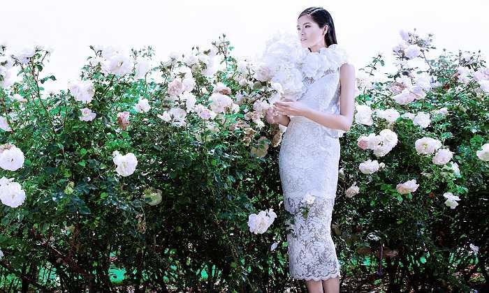 Vẻ đẹp châu Á ấn tượng của Janine Tugonon.