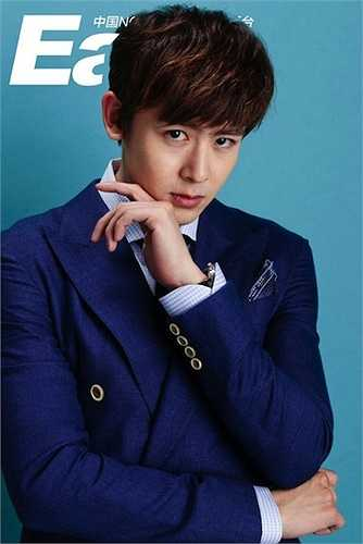 Nichkhun (2pm) là người Thái gốc Hoa và anh cũng là người Thái đầu tiên vượt qua cuộc tuyển chọn khắt khe của công ty giải trí Hàn QuốcJYP Entertainment