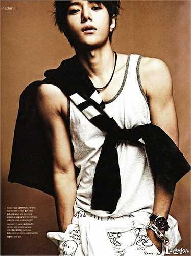 Kim Myung Soo của nhóm Infinite còn được biết với nghệ danh L