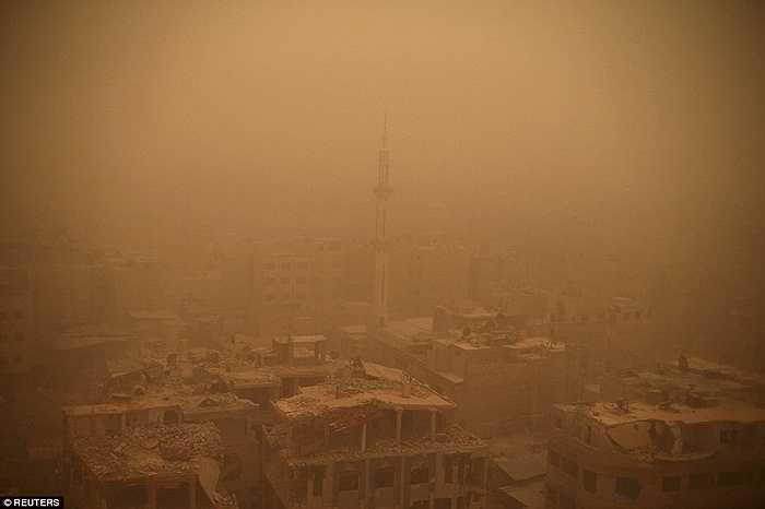 Đã có ít nhất 8 người chết trong đó có 2 trẻ em và hàng nghìn người gặp vấn đề về hô hấp.