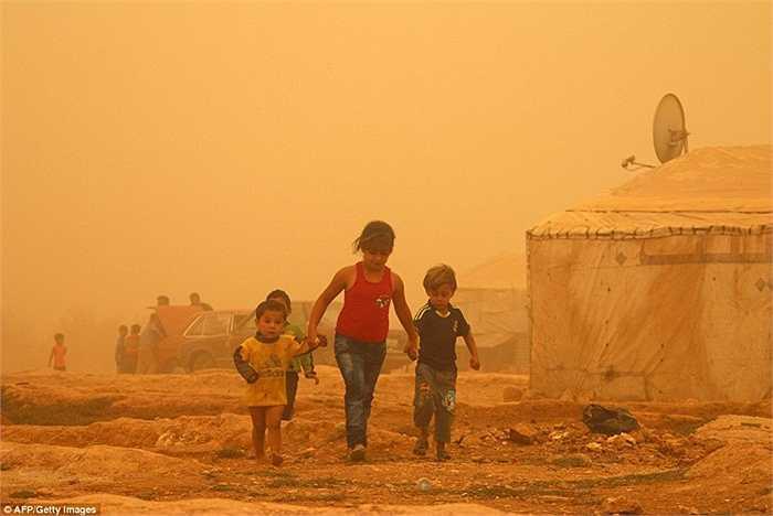 Các quốc gia Trung Đông đang nỗ lực hết mình để giảm thiểu tối đa thương vong và thiệt hại do cơn bão cát gây ra. Bộ trưởng Giáo dục Lebanon Elias Bou Saab ra quyết định yêu cầu các trường tư trên khắp đất nước đóng cửa vào thứ tư để đảm bảo an toàn cho học sinh.