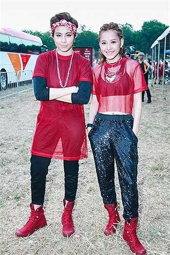 Tại bất kỳ sự kiện nào xuất hiện cùng nhau, cả hai đều chọn phong cách đôi nổi bật