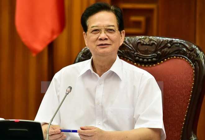 Thủ tướng Nguyễn Tấn Dũng - Ảnh: TTXVN