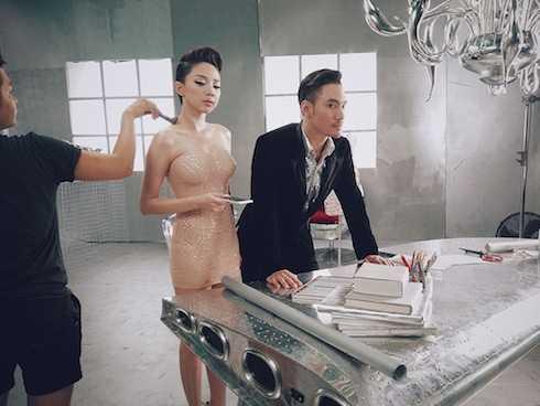 Tóc Tiên và Lý Quý Khánh là cặp đôi không thể tách rời.