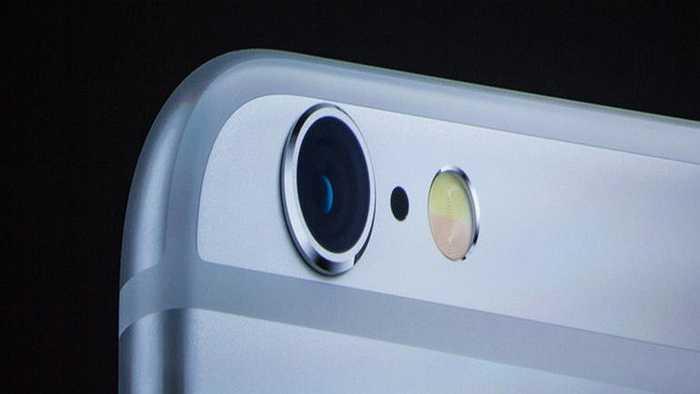 Apple cũng đưa vào iPhone 6s camera sau 12MP