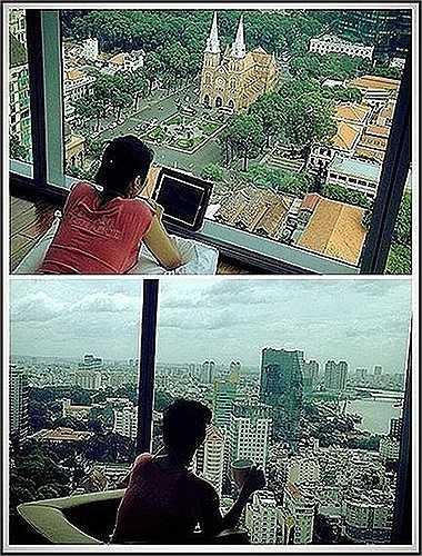 Trước đó Thu Minh còn thuê căn penthouse có view tuyệt đẹp tại Quận 1 - TP. HCM với giá thuê 200 triệu/ tháng.