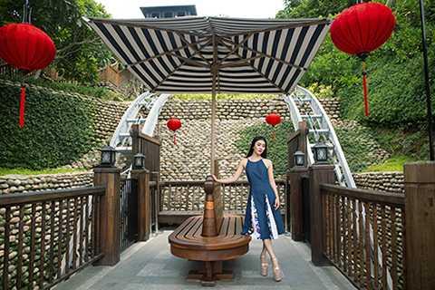 Nhưng trong một lần tình cờ đi chụp hình cho báo Mực Tím, Nguyệt Ánh đã không ngờ mình lại trở thành người mẫu ảnh và từ người mẫu ảnh, cô đã được đạo diễn Lưu Trọng Ninh mời đóng phim Dốc tình.