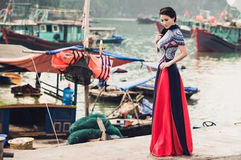 Hoa hậu quý bà châu Á tại Mỹ Sonya Sương Đặng được mời đồng hành cùng chương trình.
