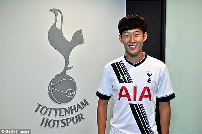 Là cầu thủ châu Á đắt giá nhất lịch sử, Son Heung-min được coi là đầu tư khôn ngoan của Tottenham. Tuy nhiên con số 22 triệu bảng của 'Ronaldo Hàn Quốc' bị cho là thổi phồng so với tài năng cầu thủ này
