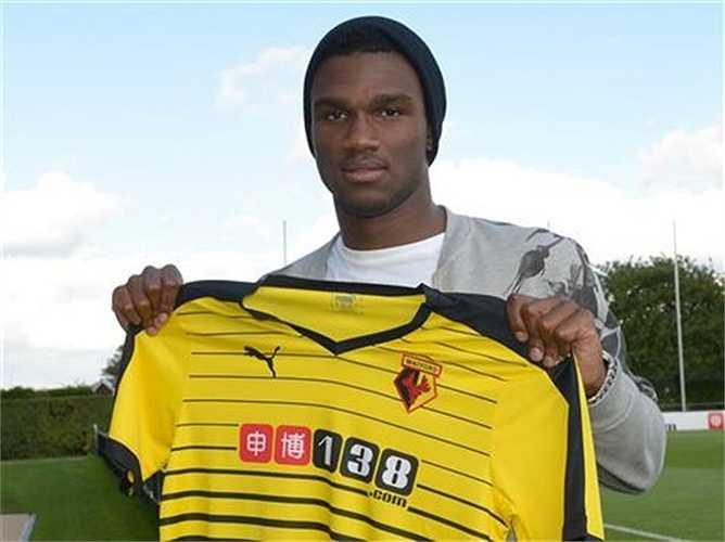 Tài năng trẻ đầy triển vọng của bóng đá Bỉ Obbi Oularé chuyển đến Watford với giá 6 triệu bảng. Đó là một con số đầy tham vọng mà những tân binh Premier League ít dám mơ đến