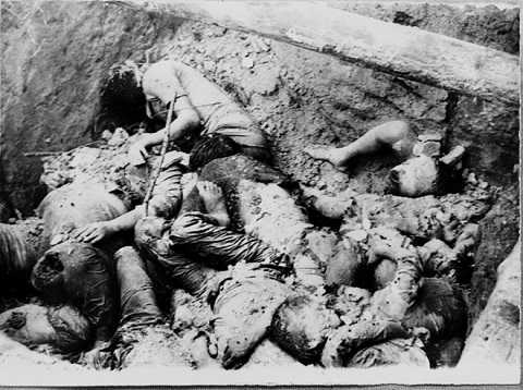 Tội ác diệt chủng của tập đoàn ác thú